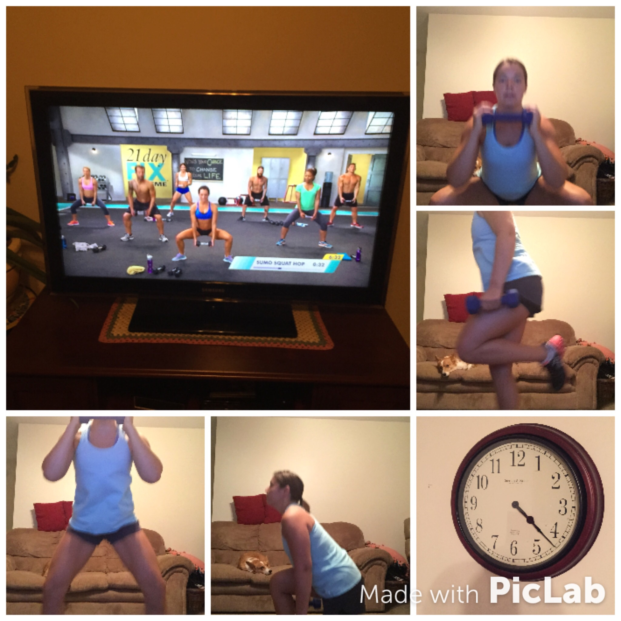 How Many Calories Do You Burn In 21 Day Fix Extreme Plyo
